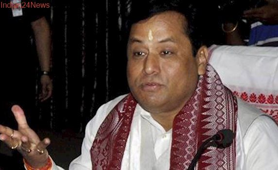 Assam CM Sarbananda Sonowal meets Ram Vilas Paswan on Public Distribution System in state
