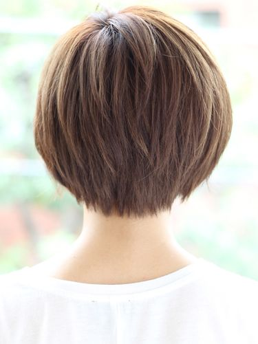 50 Best Back To Front Before After Remodelling Projects: Short Hairstyles For Women Over 50 Back View 57 Best