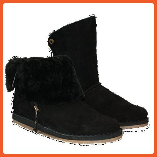 RJ's Fuzzies Women's Trixie Sheepskin Boot (10 B(M) US) - Boots for women (*Amazon Partner-Link)