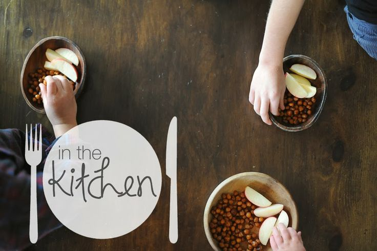 Mockabee 7: In the Kitchen: Baked Garbanzo Beans (or Baked Chickpeas)