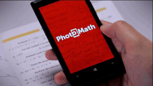 It's basically a problem solving math selfie. | Students, Rejoice Because There Is An App That Will Solve Your Math Equations