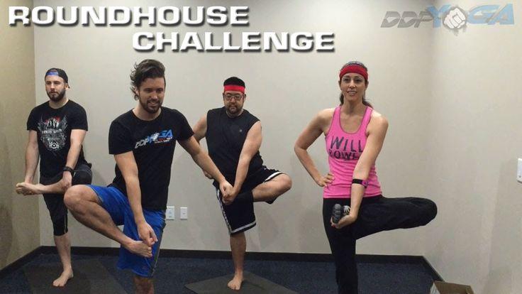 DDP YOGA Roundhouse Challenge