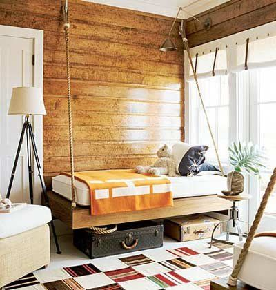 19 seaworthy ideas for adding nautical style to your home hanging bedshanging