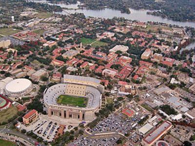 Louisiana State University, Baton Rouge, Louisiana