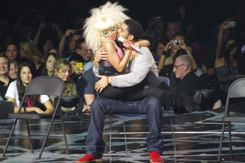 #Nicki #Drake Melt my heart!