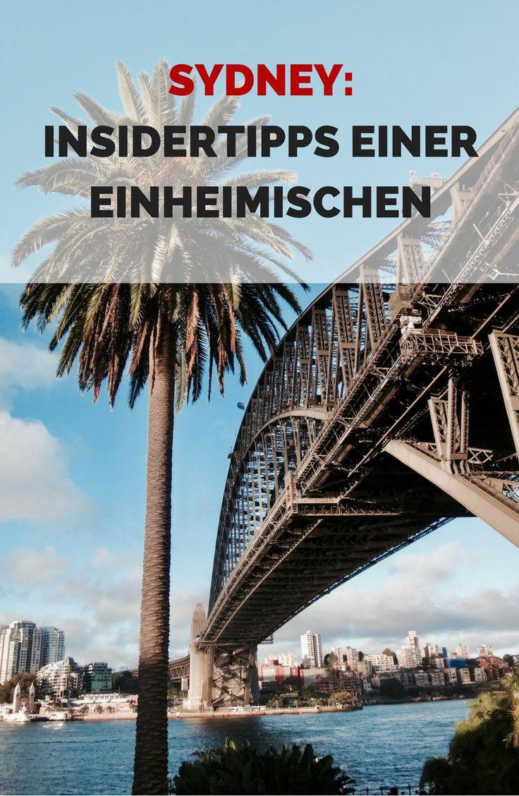 SYDNEY: INSIDERTIPPS EINER EINHEIMISCHEN