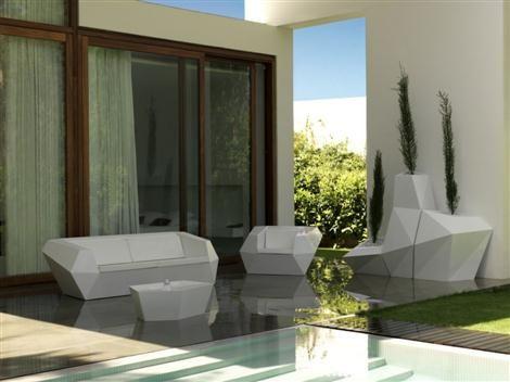 Faz, A Modern Outdoor Furniture Sets By Ramon Esteve For Vondom | Polos  Furniture
