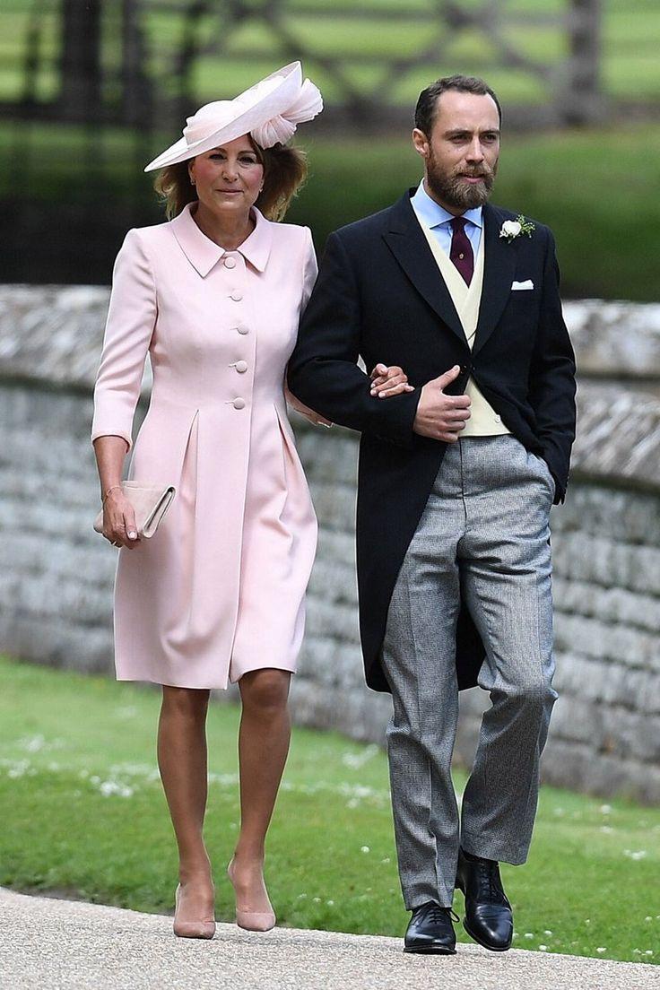 Emily Andrews (@byEmilyAndrews) on Twitter:  Wedding of Philippa Middleton and James Matthews, May 20, 2017-Carole and James Middleton