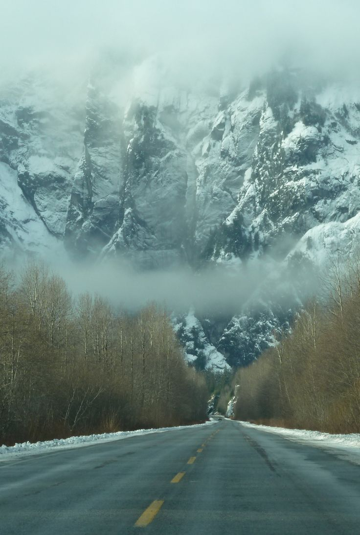 Highway to the Mountain