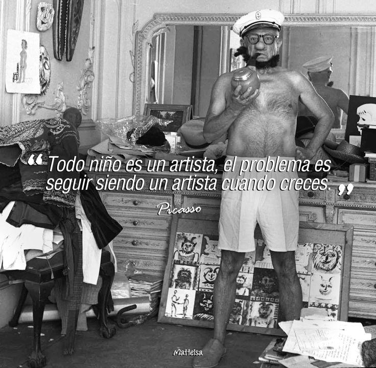 #Picasso #Mattelsa | www.mattelsa.net