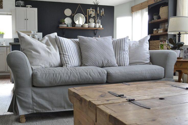 47 Best Upholstery Alternative Custom Slipcovers Images