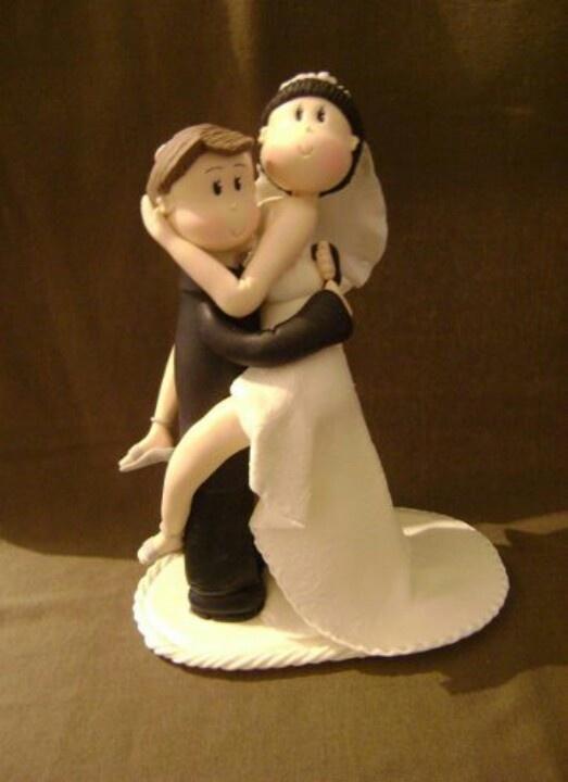 Centro para torta de boda