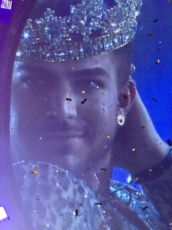 Queen + Adam Lambert Chicago June 19, 2014