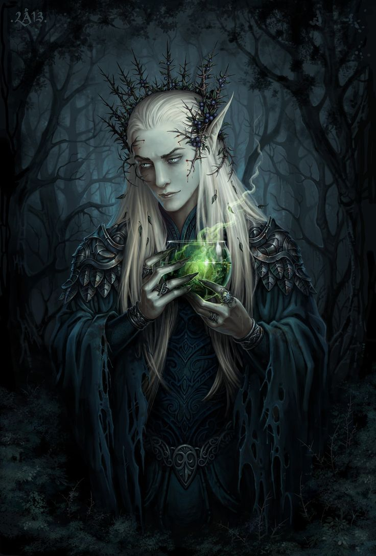 elves murder artwork - photo #32