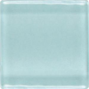 Daltile Isis Whisper Blue 12 in. x 12 in. x 3mm Glass Mesh-Mounted Mosaic Wall Tile-IS1111MS1P at The Home Depot