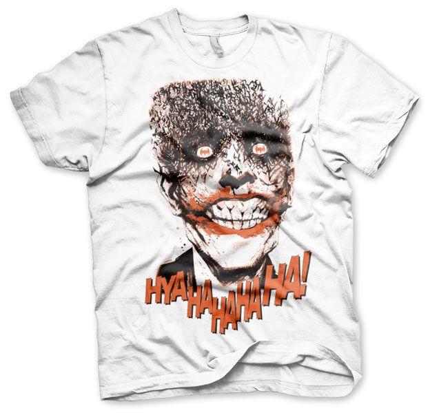 Batman The Joker - HyaHaHaHa Koszulka Męska