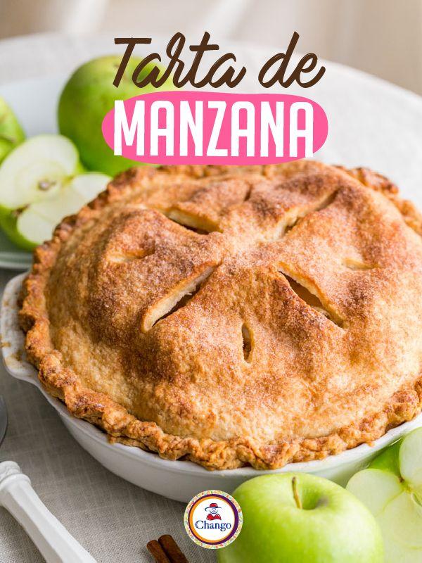 ¡Rica, fácil y rápida! Ingresá a nuestro blog y conocé la receta: blog.azucarchango.com.ar #apple #pie #tarta #manzana #receta