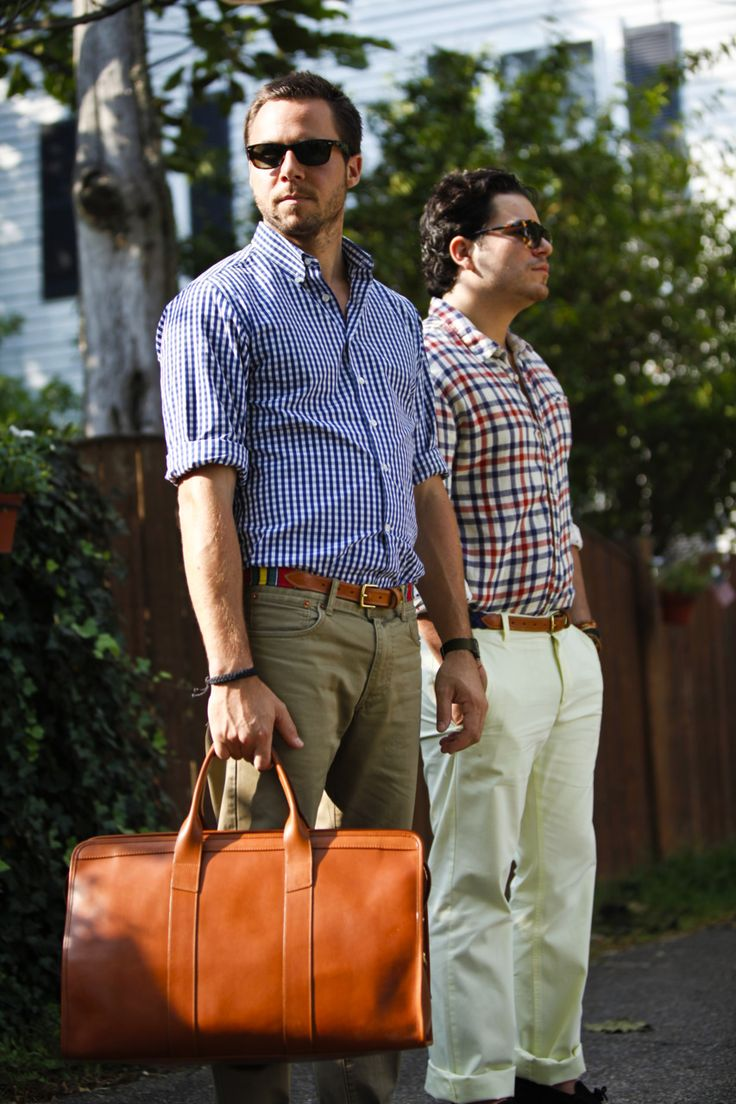 men with style... every woman's dream... these guy are well dressed but still show testosterone