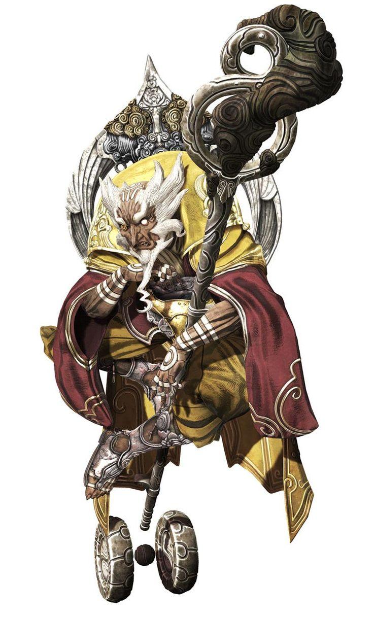 Asuras Wrath - Kalrow
