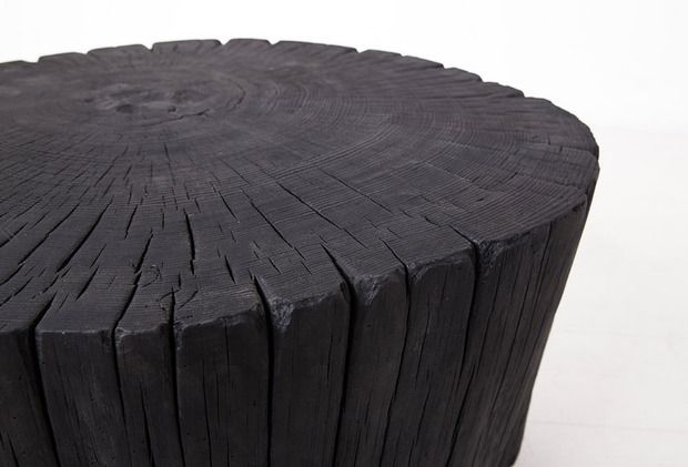Best Unconventional Stools From Uhuru Shou Sugi Ban Charred 640 x 480