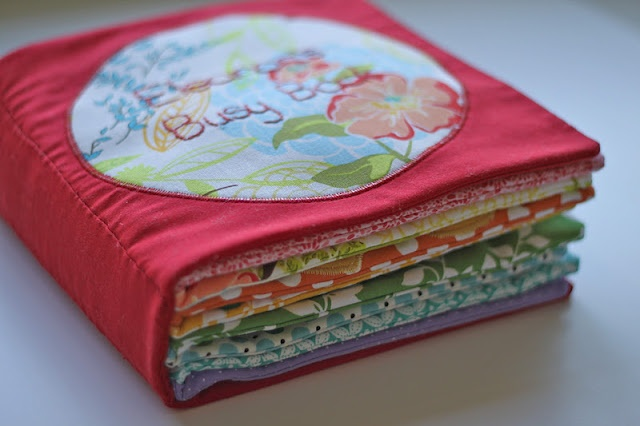 Home Made Lovely: Eleanor's Rainbow Busy Book