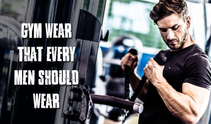 When you hit the gym, the ladies around you have a specific request for the clothes you wear. Get a complete idea of them and up your status in the gym.