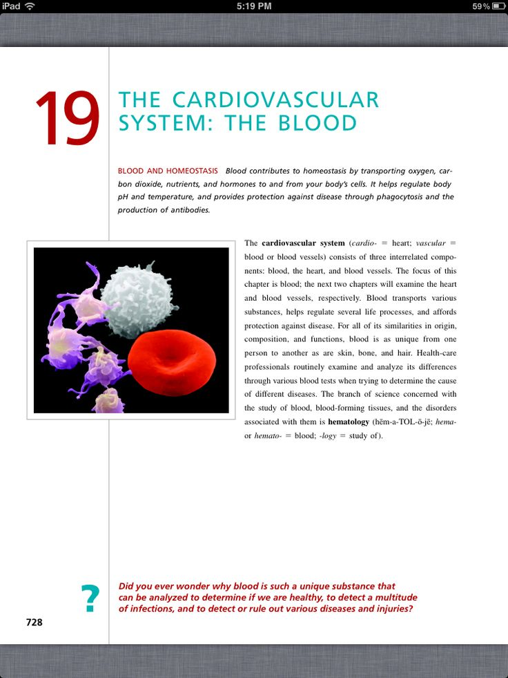 30 best Chapter 19, The Cardiovascular System: The Blood images on ...