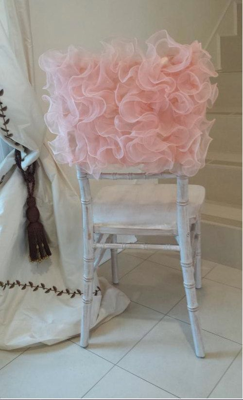 Fancy Chair Covers Cream Lounge Cover Wedding Decoration By Leabassani 25 00 Princess Baby Shower Theme Pinterest Decorations Chairs And