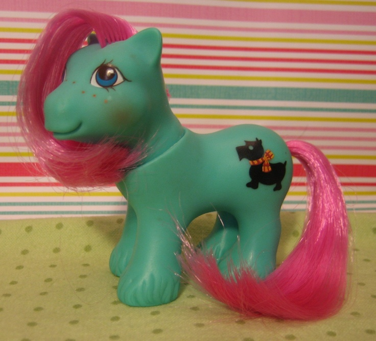 My Little Pony G1 Playtime Baby Brother Baby Paws | eBay | ponies ...