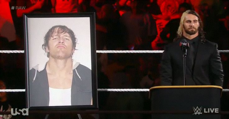 "News on Dean Ambrose Filming WWE Studios ""Lockdown"", WWE Magazine Finished, Brock Lesnar - http://www.wrestlesite.com/wwe/news-dean-ambrose-filming-wwe-studios-lockdown-wwe-magazine-finished-brock-lesnar/"