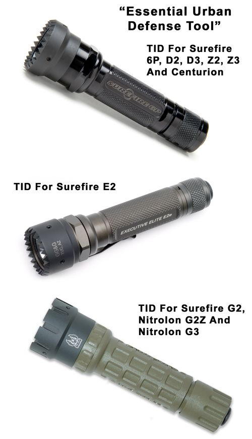 """An excellent accessory for a Surefire Flashlight. Could come in handy when your walking the dog at night. As they say, """"if your ready, you don't have to get ready."""""""