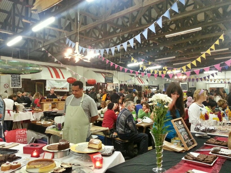 Muizenberg Friday markets - best thing to do on a Friday