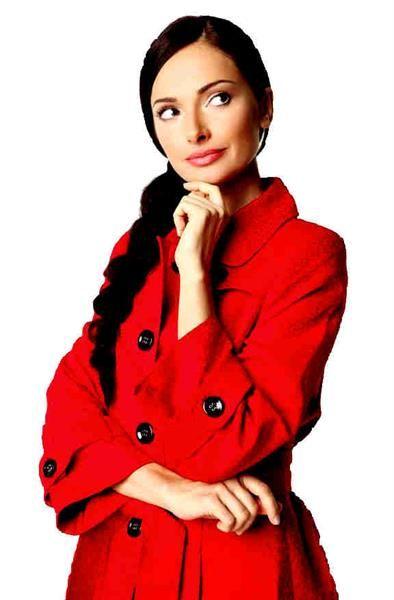 Как подобрать красный пиджак в компании мери кей