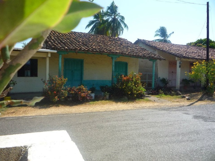 Casas típicas del interior de la Republica de #Panama # ...