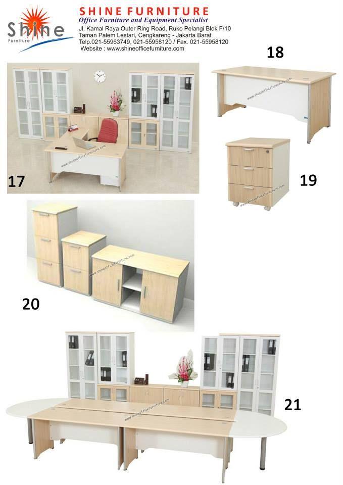 Shine Furniture Menyediakan Furniture Kantor Merk Uno Dalam Berbagai Series