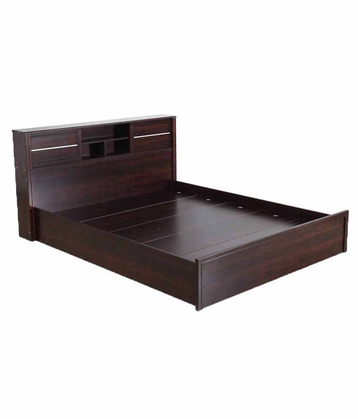 Royal Oak Milan Queen Bed With Storage