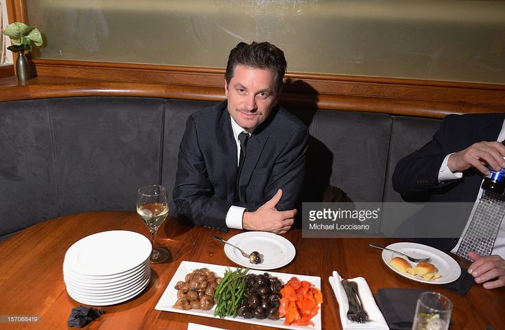Actor Shea Whigham attends the Tribeca Teaches Benefit: 'Silver Linings Playbook' Premiere - After Party at The Royalton Hotel on November 12, 2012 in New York City.