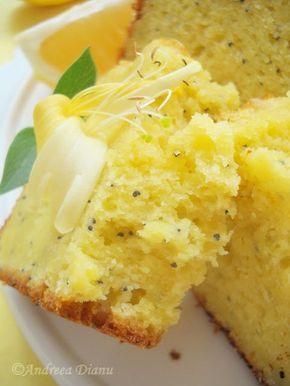 Chec cu iaurt,lamaie si mac – Pasiune pentru bucatarie