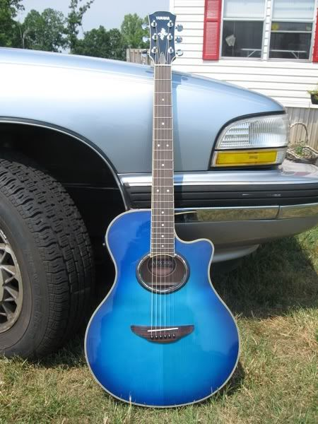 Acoustic and semi-acoustic guitars to buy