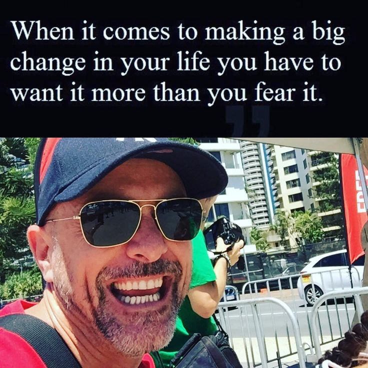 Make small changes everyday and you will begin to notice massive change when you look back and see how far you have come. Remember you are amazing!