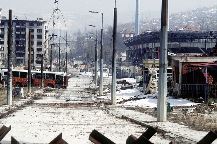Sarajevo 19.3.1996 war - Sarajevo - Wikipedia, the free encyclopedia
