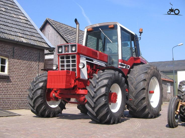 International Harvester 1086 Tractor | Ih 1086 Search For International Harvester Tractor Parts Ready ...