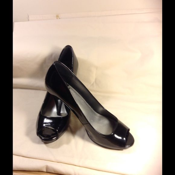 50% off Woman's high heel shoes Open toe woman's high hill shoes in excellent condition Fergie Shoes Heels