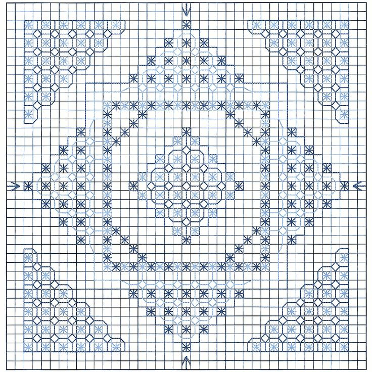 Diagrama bordado español
