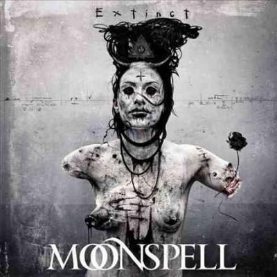 Moonspell - Extinct, Black