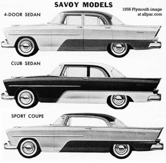 119 best the 1956 plymouth images on pinterest autos for 1956 plymouth savoy 4 door