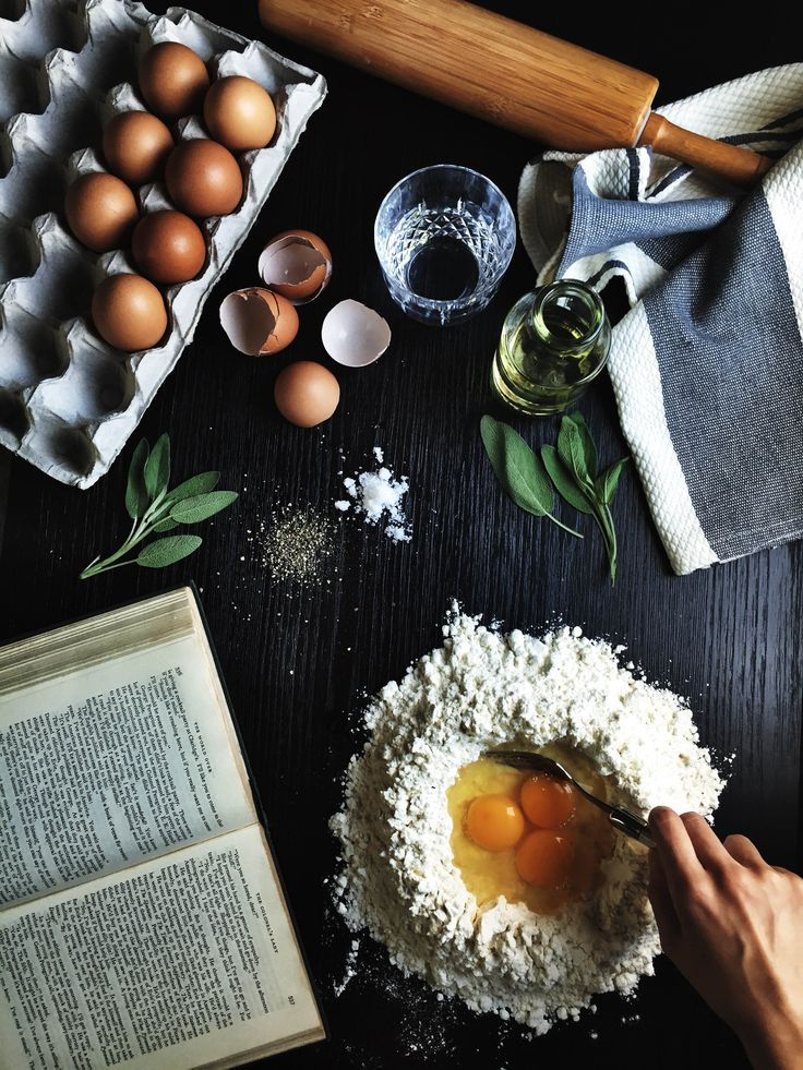 Types of food styling