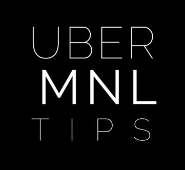 UBER TRAVEL TIPS FOR MNL. NO PICK UP FROM MNL/NAIA.... BUT DROP OFFS STILL ALLOWED