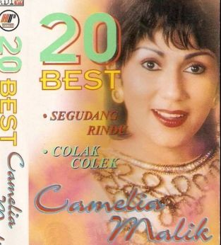 Camelia Malik Full Album Mp3 Colak Colek -Camelia Malik Full Album