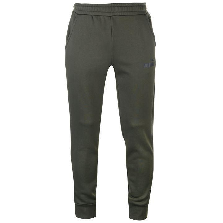 df2c5e64bb944 Puma No 1 Logo Jog Pants Olive Green L TD180 HH 01 #fashion ...